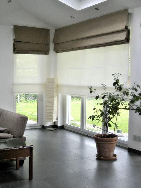 gardinen eppendorf beautiful moderne raffrollos wohnzimmer ideas house