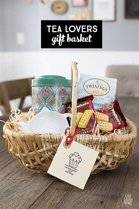 Unique Gift Idea - diy gift basket ideas the idea room
