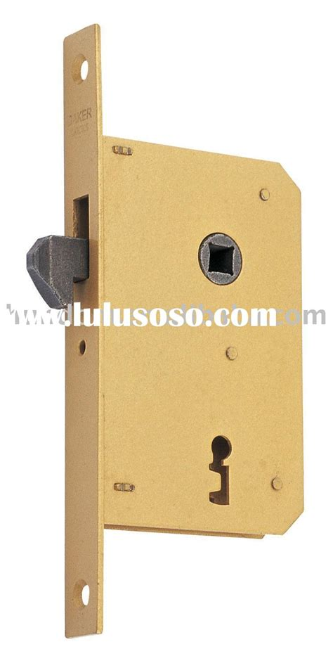 sliding door lock how to open sliding door lock