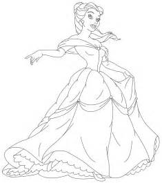disney princess coloring book free printable disney princess coloring pages for