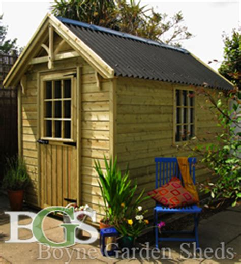 Cottage Style Garden Sheds by Cottage Style Garden Shed Boyne Garden Sheds High Quality