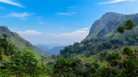 valley landscaping ella valley landscape sri lanka flashpacking travel