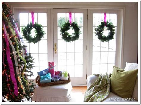 christmas decorating house tour in my own style