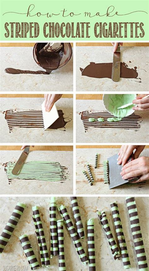 How To Make Chocolate Decorations by Best 25 Chocolate Decorations Ideas On