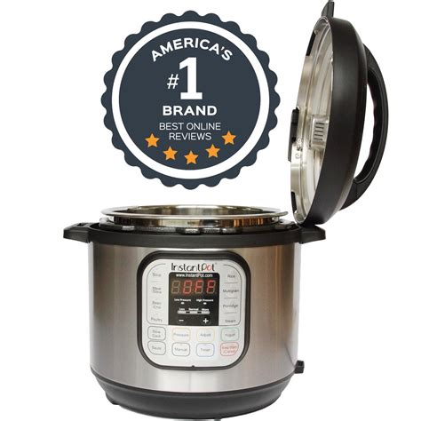 instant pot duo80 8 qt 7 in 1 8 qt instant pot duo80 7 in 1 multi use programmable