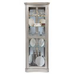 Curio Cabinets For Corners All Pulaski Wayfair