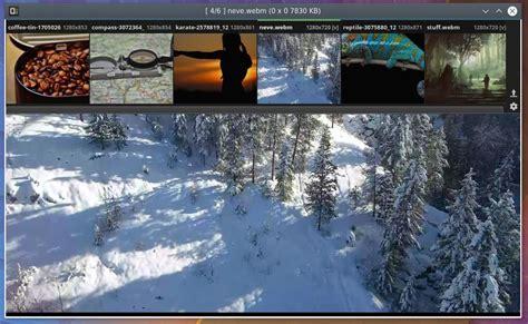 imagenes webm qimgv sencillo visor de im 225 genes con soporte webm la