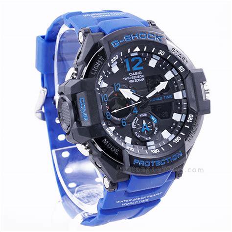 gambar g shock ga1100 warna biru kw 1 bagian sing 2
