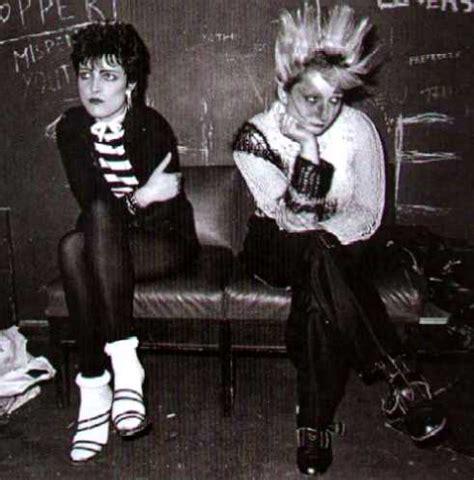 70s Punk Fashion Women | vintage antique fashion 70s punk fashion