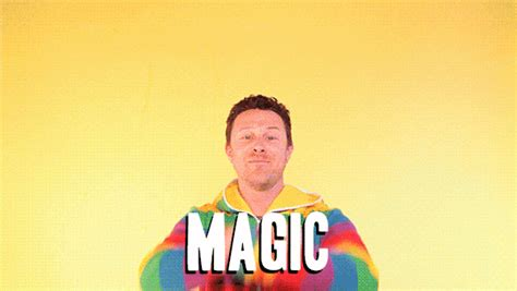 Magic Meme Gif - st patrick s day magic gif by tipsyelves com find