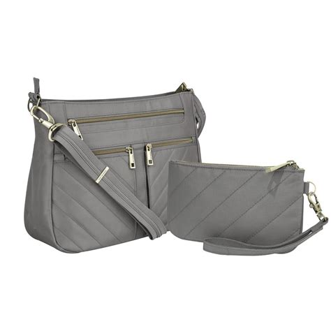 Cross Pouch cross bag and matching rfid pouch 664239 purses