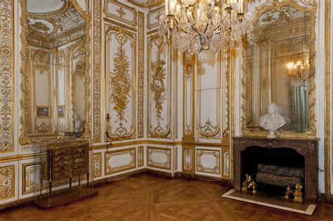 Louis Xvi Interior by This Is Versailles Bathroom Of Louis Xv Louis Xvi