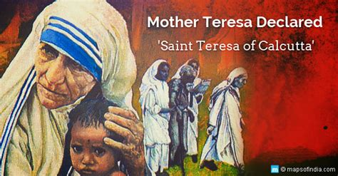 a biography about mother teresa the saint of the gutters mother teresa is now saint teresa of calcutta my india