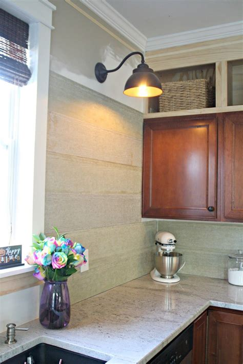backsplash for kitchen walls my backsplash choice fiber cement board cement and kitchens