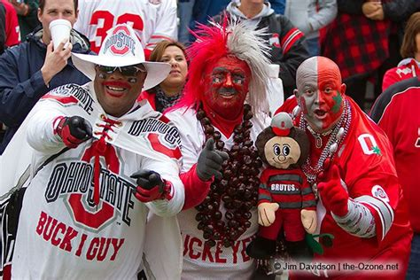 ohio state buckeye fan buckeye buck i buckeye and big nut at