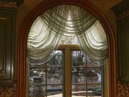 arched window treatments marlboro new jersey custom 1000 images about round window curtain ideas on pinterest