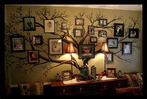 Family Wall Murals family tree wall mural