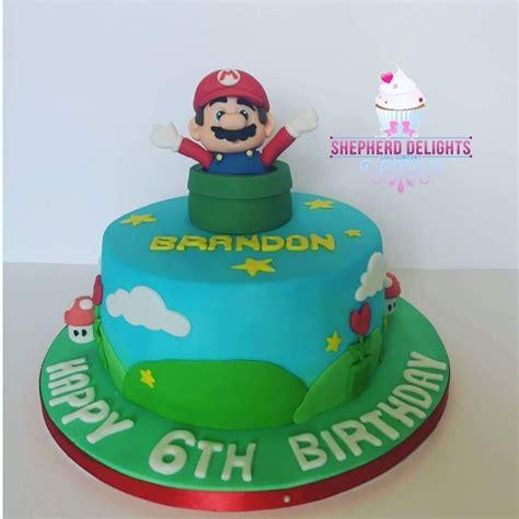 super mario birthday cake birthday cakes