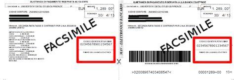 codice identificativo ufficio postale universit 224 degli studi di firenze
