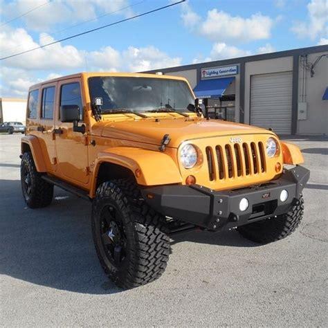 orange jeep wrangler unlimited orange 2012 jeep wrangler unlimited 4wd nation