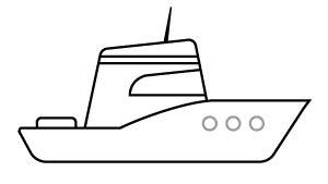barco para dibujar facil dibujos para aprender a dibujar 193 rbol abc