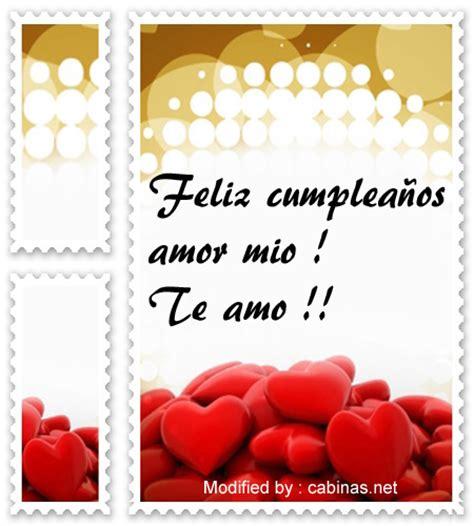 imagenes con mensajes de cumpleaños para el novio bonitos mensajes de cumplea 241 os a mi novio romanticos