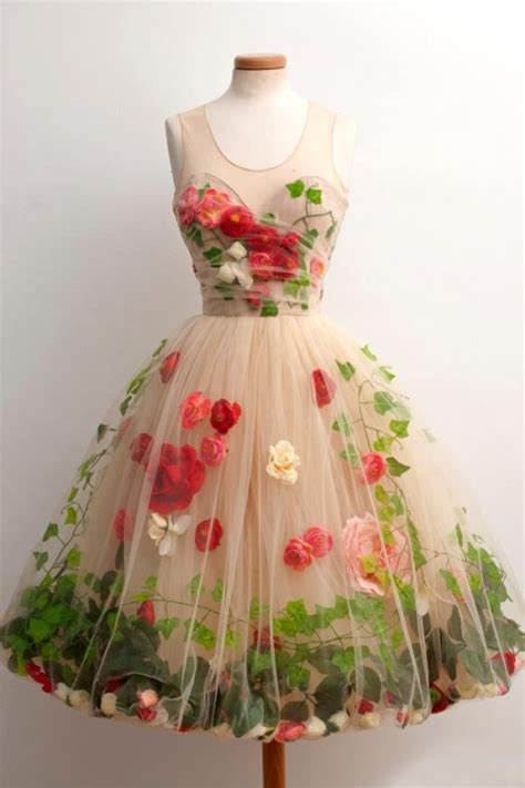 Secret Garden Attire Vintage Dresses U Wish To Wear One Godfather Style