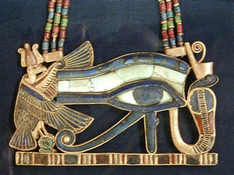 ancient egypt wikipedia the free encyclopedia wedjat udjat eye of horus pendant pectoral ancient