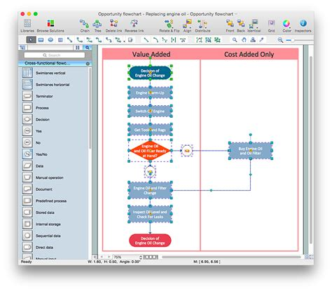 best way to make a flowchart in word add a cross functional flowchart to an ms word document