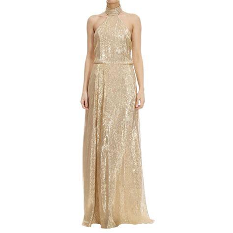 Genny Dress genny s dress in gold oro lyst