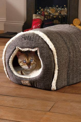 cat igloo bed cats and beds on pinterest
