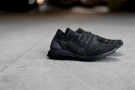 Adidas Ub Caged Trple Blck Mat adidas ultra boost uncaged quot black quot release information