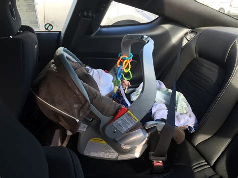 mustang car seat baby car seat 2015 mustang mustang forums at stangnet