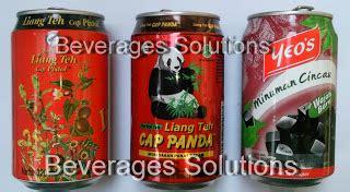 Teh Frestea beverages solutions april 2012
