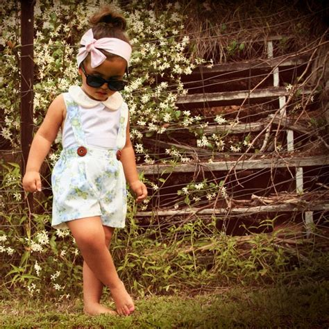 vintage inspired kids clothes collection by
