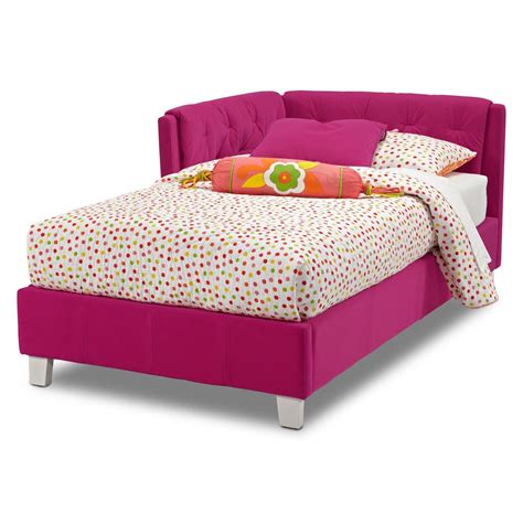 corner beds twin jordan twin corner bed american signature furniture