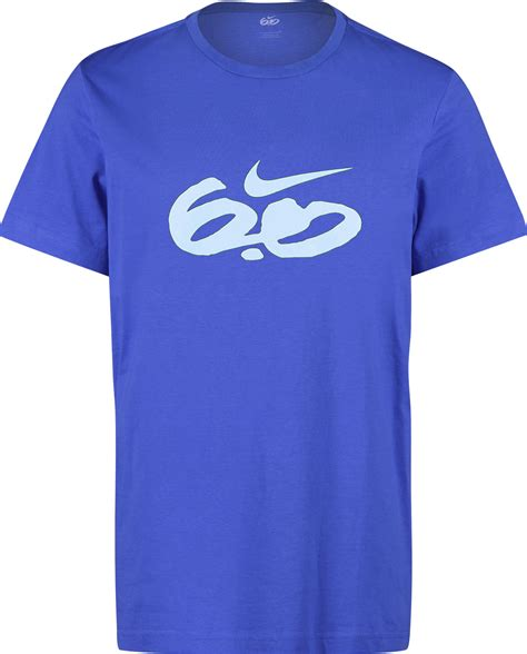 T Shirt 6 0 Nike Blue nike sb basic logo 6 0 t shirt blue