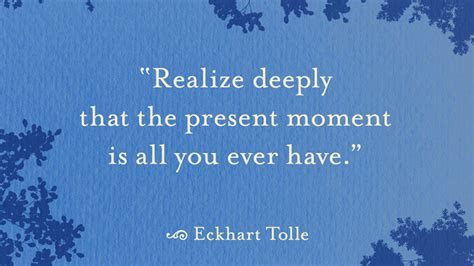 earth now the power of doing one thing every day books oprah on how eckhart tolle helped appreciate nature