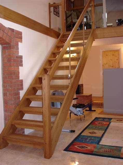 wood staircase bespoke wooden staircase alton hshire timber stair