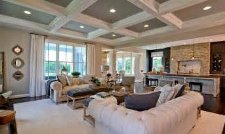pictures of home interiors single family homes model home interiors