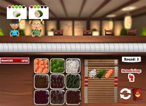 sushi shop siege sushi battle funnygames org