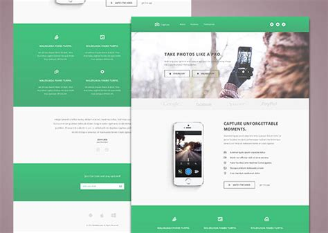 free bootstrap html5 templates 65 free responsive html5 css3 website templates
