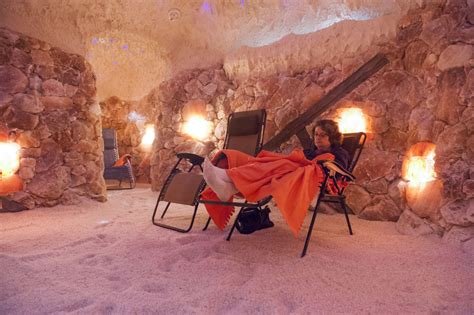 Salt cave session is definitely relaxing   Toronto Star