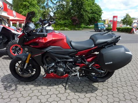 Yamaha Motorrad Tracer 900 by Umgebautes Motorrad Yamaha Tracer 900 Von Zweirad Center