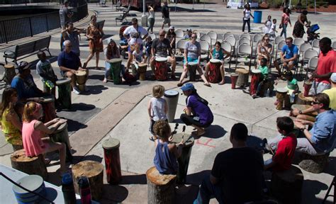 rhythm path drum circle community and corporate drum circles in jacksonville st