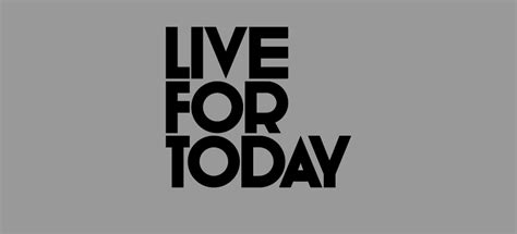 for live live for today and tomorrow richard heard