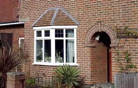 How To Install A Bow Window bay window roof replacement choices lead fibreglass