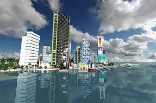 Modern City Modern City Minecraft Project