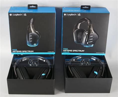 Headset Logitech G633 Artemis Spectrum Logitech G633 G933 Artemis Spectrum Gaming Headset