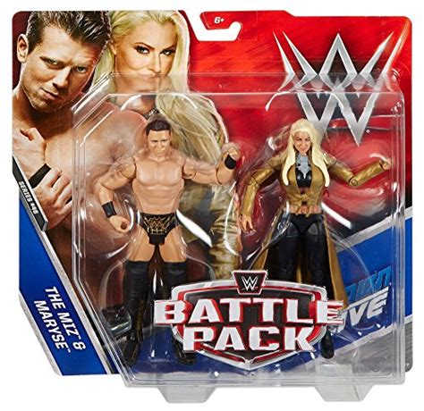 maryse figure wwe the miz maryse action figure 2 pack top action